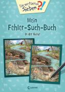 Loewe Die verflixten Sieben - Mein Fehler-Such-Buch
