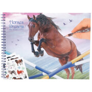 Depesche 10295 Horses Dreams Malbuch
