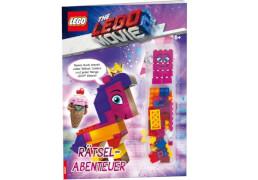 LEGO MOVIE 2 Rätselbuch mit Minifigur zum Kinofilm