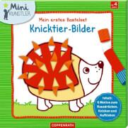 Mein erstes Bastelset: Knicktier-Bilder  Mini-Künstler