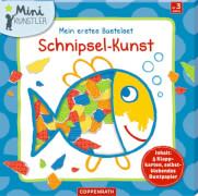 Mein erstes Bastelset: Schnipsel-Kunst Mini-Künstler