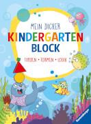 Ravensburger 41550 Mein dicker Kindergartenblock