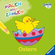 Ravensburger 55530 Malen nach Zahlen junior: Ostern