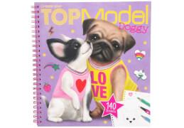 Depesche 10190 Create your TOPModel Doggy Malbuch