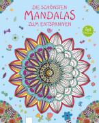 Coster, Patience: Zeit zum Entspannen  Die schönsten Mandalas zum  Entspannen