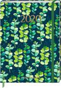 Jahreskalender: Mein Jahr 2020 (Grüne Rispen)