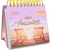 Jahreskalender: Kleine Auszeiten 2020