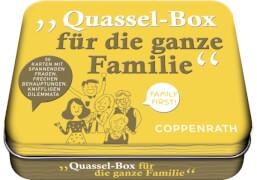 Quassel-Box für die ganze Familie