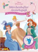 Disney Prinzessin: Märchenhafter Anziehspaß
