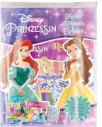 Disney Prinzessin: Malen - Rätseln - Stickern