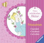 Ravensburger 55519 Meine schönsten Bilder:Prinzessinnen-F19