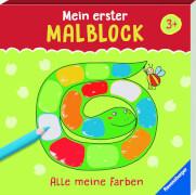 Ravensburger 015870 Mein erster Malblock 1