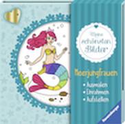 Ravensburger 55514 Meine schönsten Bilder: Meerjungfrauen-H19