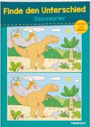 Tessloff Finde den Unterschied. Dinosaurier