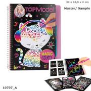 Depesche 10707 TOPModel Magic Scratch Book