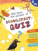 Seeberg, Helen/Gstalter, Angela: Das muss ich wissen # Schulstart-Quiz (ab 5/6)