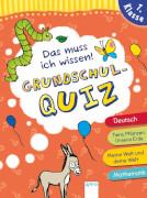 Seeberg, Helen/Heine, Claudia: Das muss ich wissen # Grundschul-Quiz (1. Klasse)