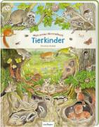 Mein erstes Wimmelbuch: Tierkinder