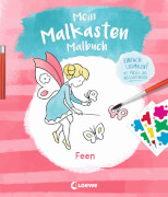 Loewe Mein Malkasten-Malbuch - Feen