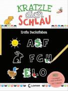 Kratzle dich schlau - Erste Buchstaben