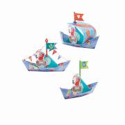 Origami: Origami Schiffe