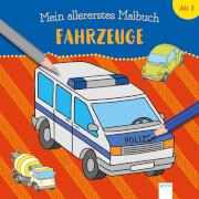 Nicolas, Birgitta: Mein allererstes Malbuch # Fahrzeuge. Ab 10 Jahre.