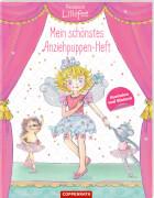 Mein schönstes Anziehpuppen-Heft - Prinzessin Lillifee