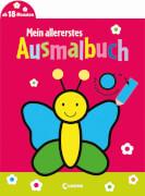Loewe Mein allererstes Ausmalbuch (Schmetterling)