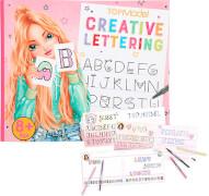 Depesche 10903 TOPModel Creative Lettering Malbuch