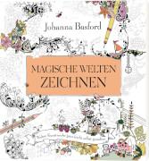 Johanna Basford, Ausmalbuch, Zeichnen