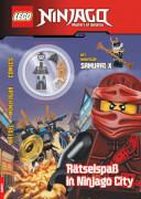 LEGO Ninjago Rätselspaß in Ninjago City