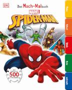 Das Mach-Malbuch Marvel Spider-Man