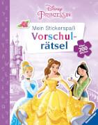 Ravensburger 49183 Mein Stickerspaß Disney Prinzessin