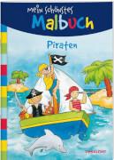 Tessloff Mein schönstes Malbuch. Piraten. Malen für Kinder ab 5 Jahren