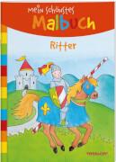Tessloff Mein schönstes Malbuch. Ritter. Malen für Kinder ab 5 Jahren