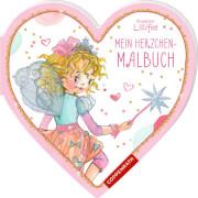 Prinzessin Lillifee: Mein Herzchen-Malbuch