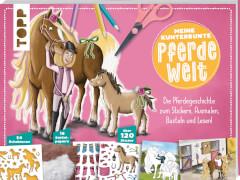 Kunterbunte Pferde-Welt