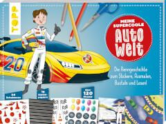 Supercoole Auto-Welt