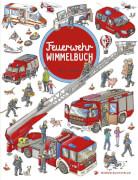 Feuerwehr Wimmelbuch von Max Walther
