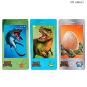 Dino World Mobile Mini Malbuch