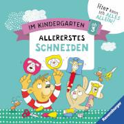 Ravensburger 41615 Im Kindergarten: Schneiden