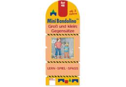 Arena -Mini Bandolino Set 48.Groß und klein: Gegensätze