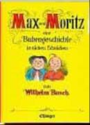 Max & Moritz (Pappe)