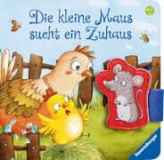 Ravensburger 026173 Die kleine Maus sucht ein Zuhaus