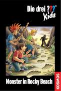 Kosmos Die drei ??? Kids 44 Monster in Rocky Be