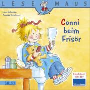 Lesemaus - Band 61 : Conni beim Frisör, Taschenbuch, 24 Seiten, ab 3 Jahren