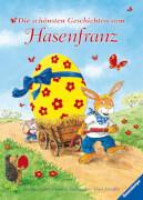 Ravensburger 32408 Die schönsten Geschichten vom Hasenfranz