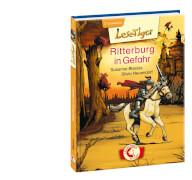 Loewe Lesetiger Ritterburg in Gefahr