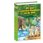 Loewe Das magische Baumhaus Sammelband: mit CD Mit dem Das magische Baumhaus um