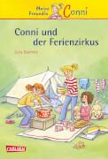 Buch ''Meine Freundin Conni - Band 19: Conni und der Ferienzirkus'', 112 Seiten, ab 7 Jahren